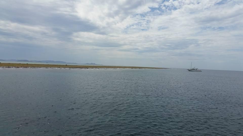 ナガンヌ島沖now