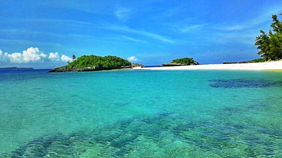 おススメの無人島「浮原島」