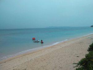 今年も夏が始まるって考えると~津堅島ビーチ